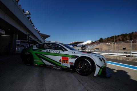 2018 SGT Round 2 Fuji Test