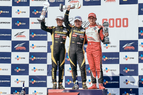 2018 SUPER RACE Round 4